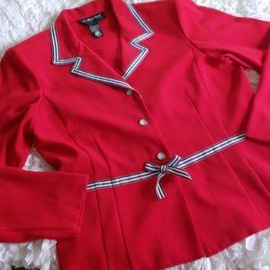 Sag Harbor blazer size 14